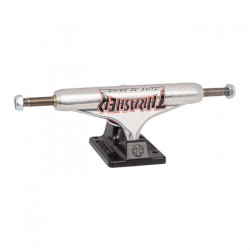 INDEPENDENT x THRASHER Silver/Black 139mm Truck