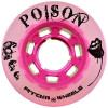 Roues ATOM Wheels POISON X-Slim Pink 62mm x4