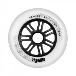 POWERSLIDE Spinner 110mm Wheels x6