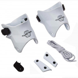 ROLLERBLADE Twister Edge Custom Kit Ice White