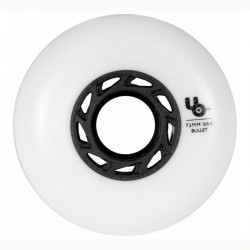 UNDERCOVER Blank 72mm x4 Wheels