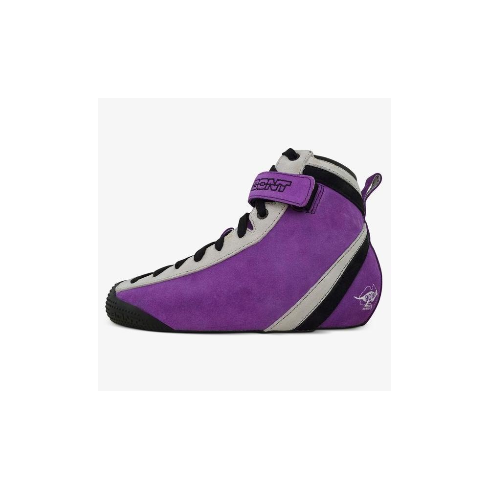 BONT ParkStar Purple Boot