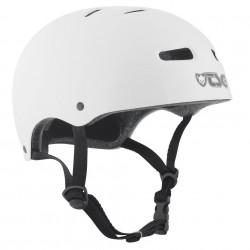 TSG Skate/Bmx Injected White Helmet