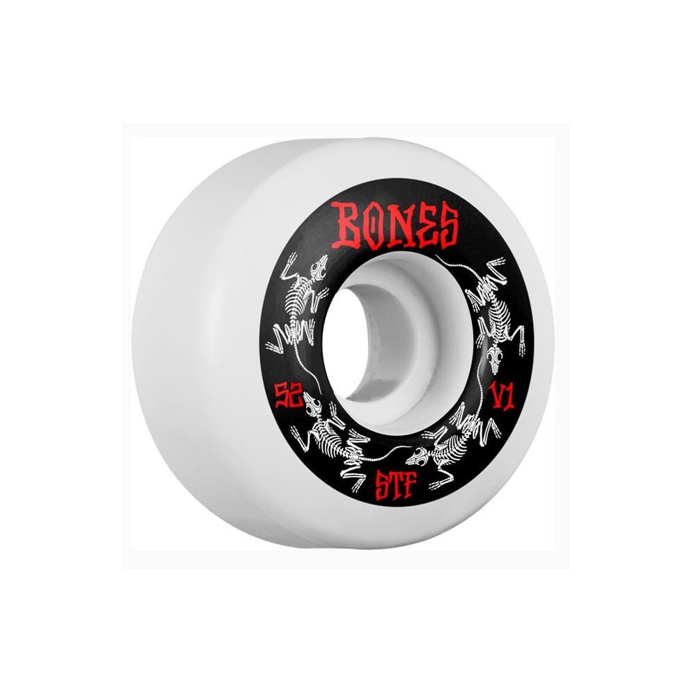 Roues BONES STF V1 52mm x4