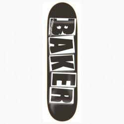"""Deck BAKER Brand Logo Black White 8.125"""""""