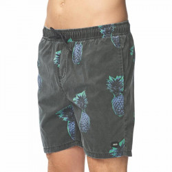 GLOBE Sand Tracks Poolshort Pineapple