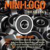 Roulements MINI LOGO bearings x8