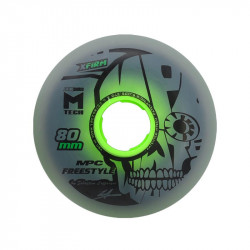 MPC Freestyle Wheels X-Firm Dual Neutral 80mm x 1