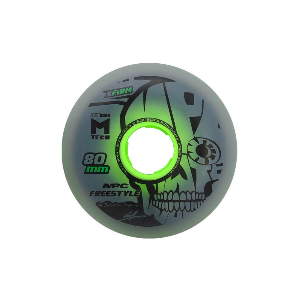 MPC Freestyle Wheels X-Firm Dual Neutral 80mm x 1