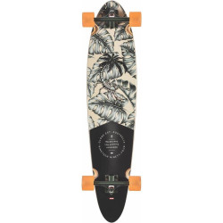 GLOBE Pinner Classic Hurricane Leaves Longboard