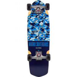 MADRID Picket Camo Cruiser 28.5""