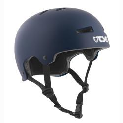 TSG Evolution Solid Satin Blue Helmet