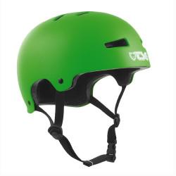 TSG Evolution Solid Satin Lime Green Helmet
