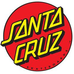 Autocollant SANTA CRUZ Classic Dot Big