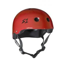 S1 Lifer V2 Bright Red Helmet