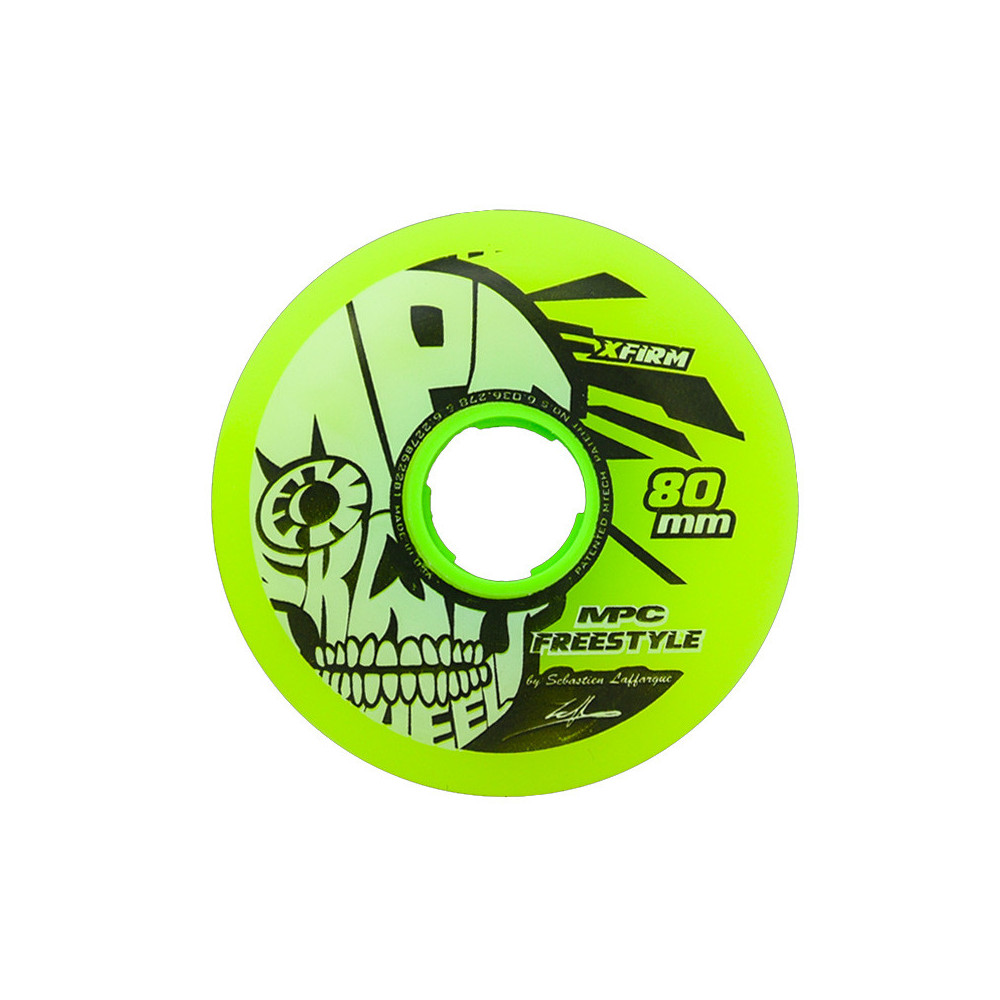 MPC Freestyle Wheels X-Firm 80mm x 1