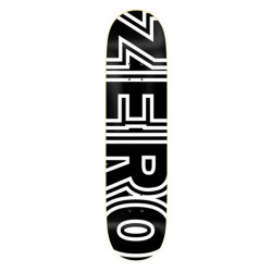 "Deck ZERO Bold Black 8"""