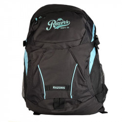 Razors Humble Backpack black/mint