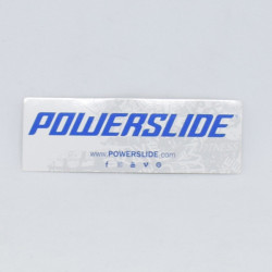 POWERSLIDE Logo sticker