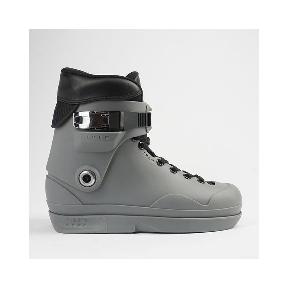 THEM 909 Grey Boots