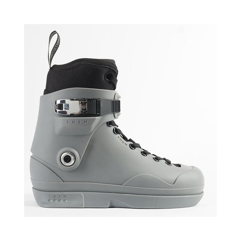 THEM 909 Grey Intuition Boots