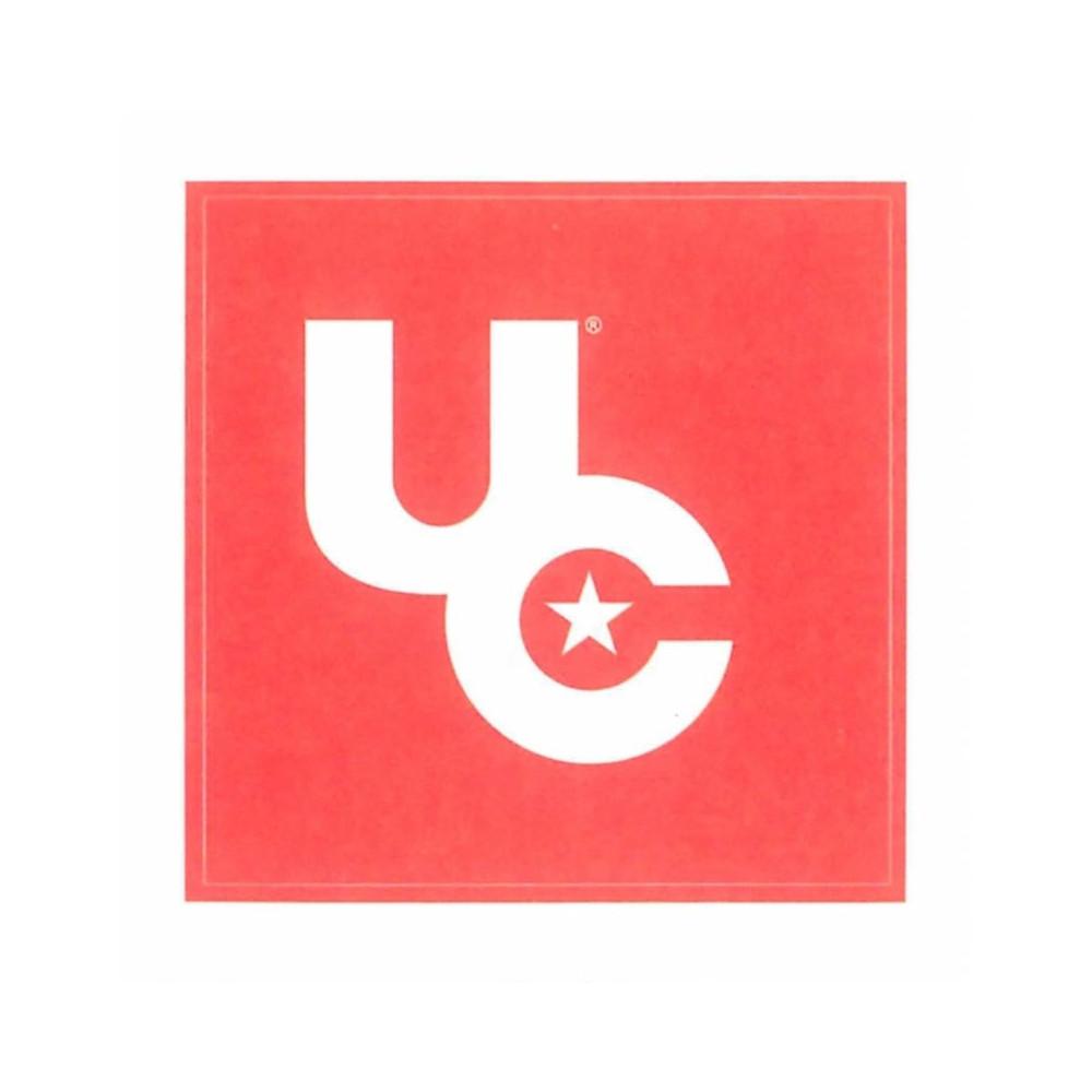 Autocollant UNDERCOVER Logo