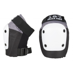 187 KILLER PADS Fly Knee Grey