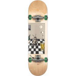 """Skateboard Complet GLOBE G1 Roaches Natural 8.0"""""""