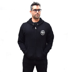 BLADE CLUB Circle Logo Zip