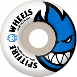 SPITFIRE BIGHEAD 51mm x4 Wheels