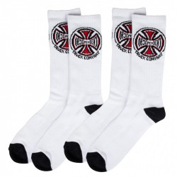 Chaussettes INDEPENDENT Black x2