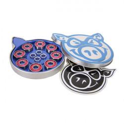 PIG ABEC3 Bearings x8