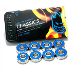 SPITFIRE Classic Bearings x8