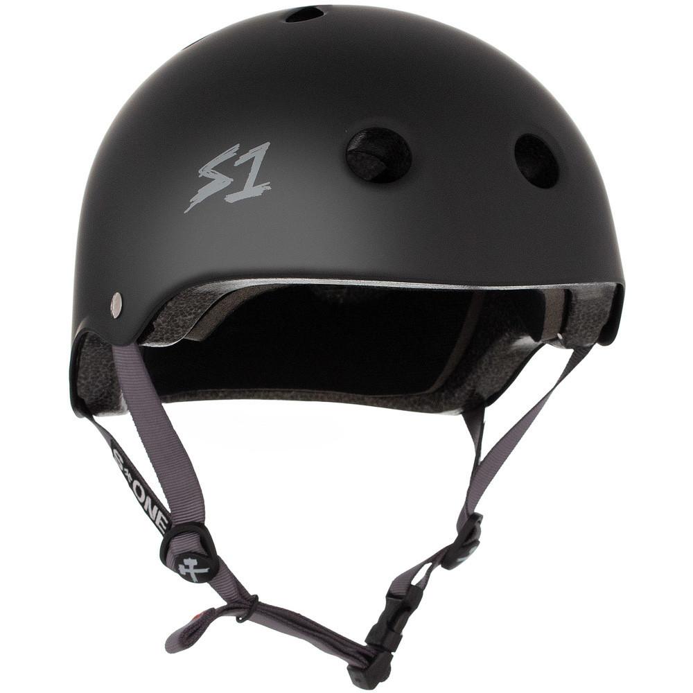 Casque S1 Lifer V2 Black Matte Helmet