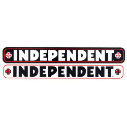 INDEPENDENT Stickers BAR Sticker x1
