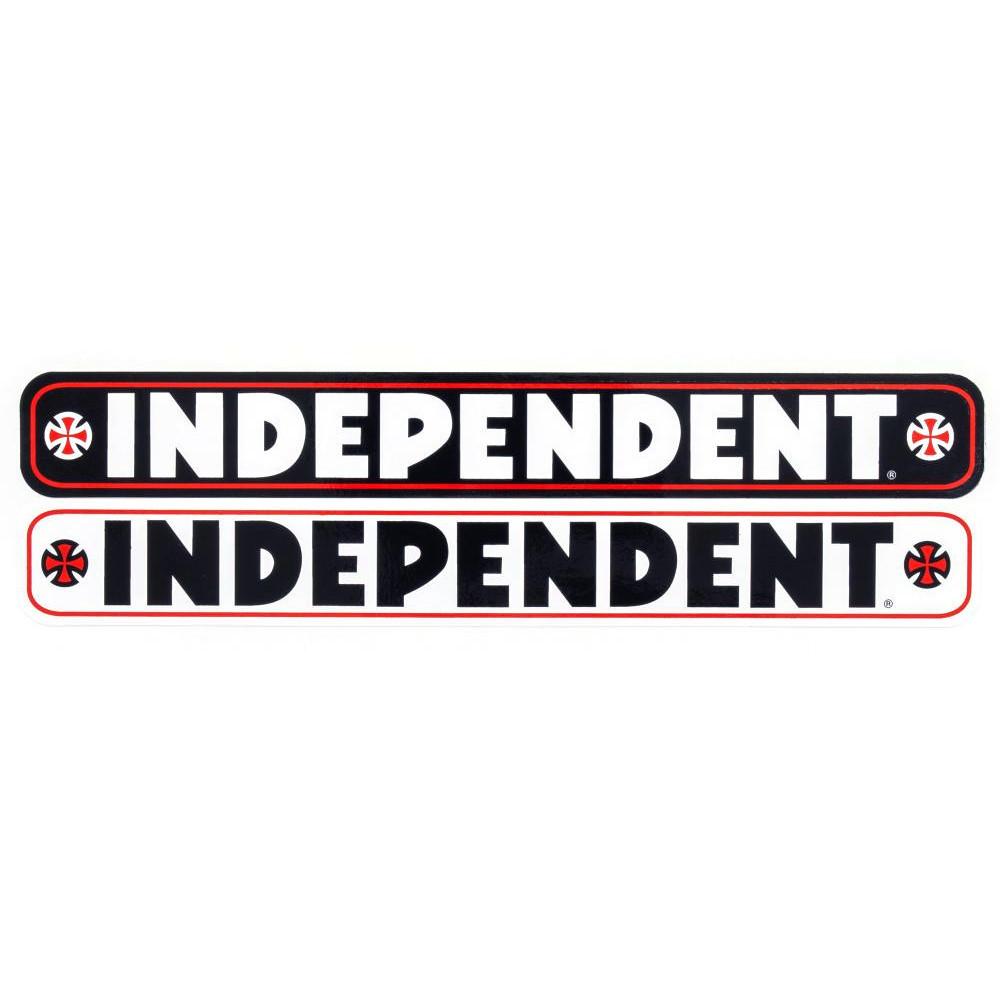 INDEPENDENT Stickers BAR Sticker x1