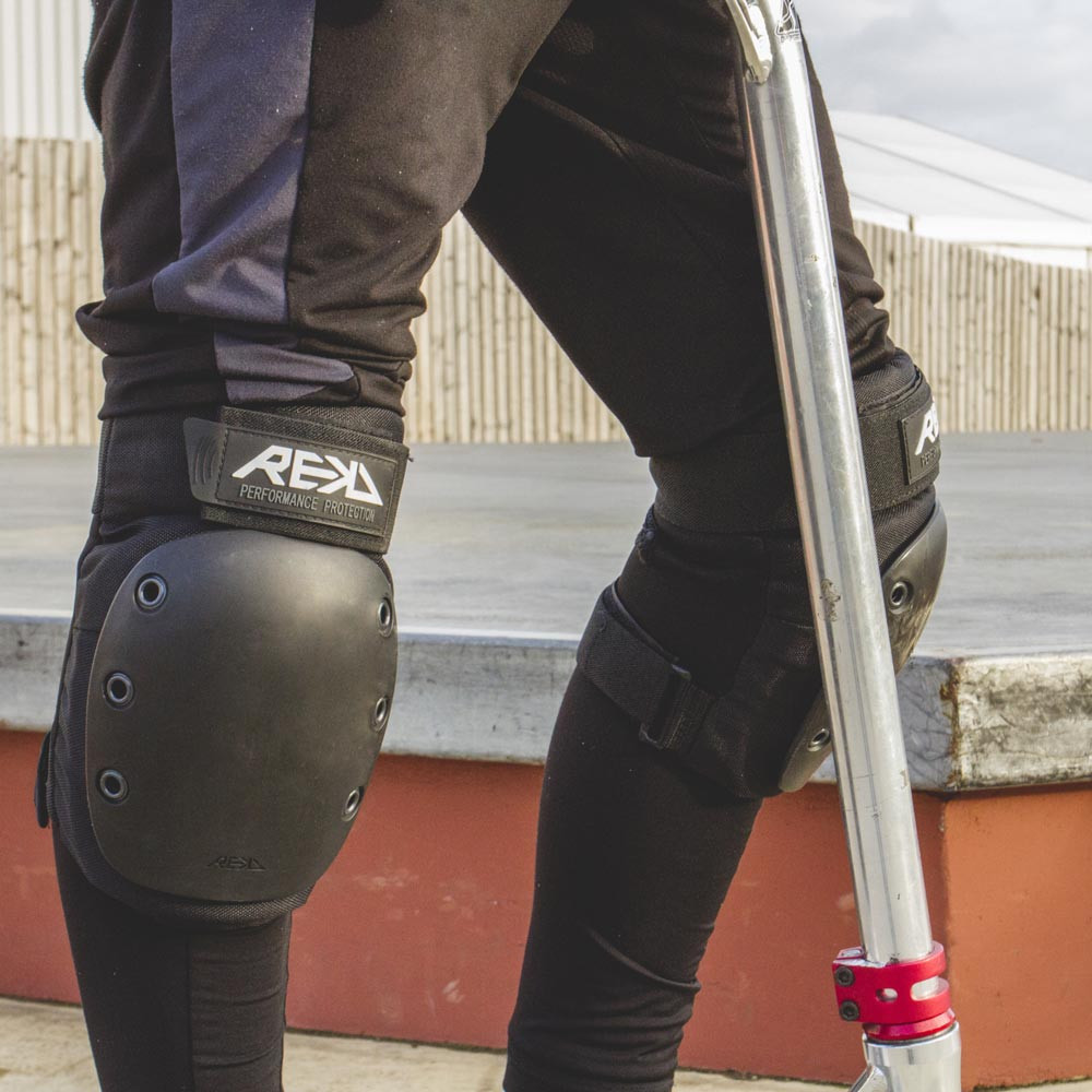 Rekd Ramp Knee Protections Mixte Adulte