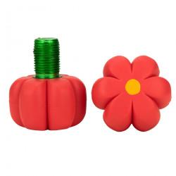 MOXI Red Hibiscus Brake Petals x2