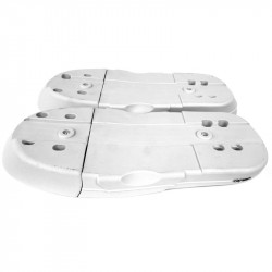 VALO Dual Soulplate white