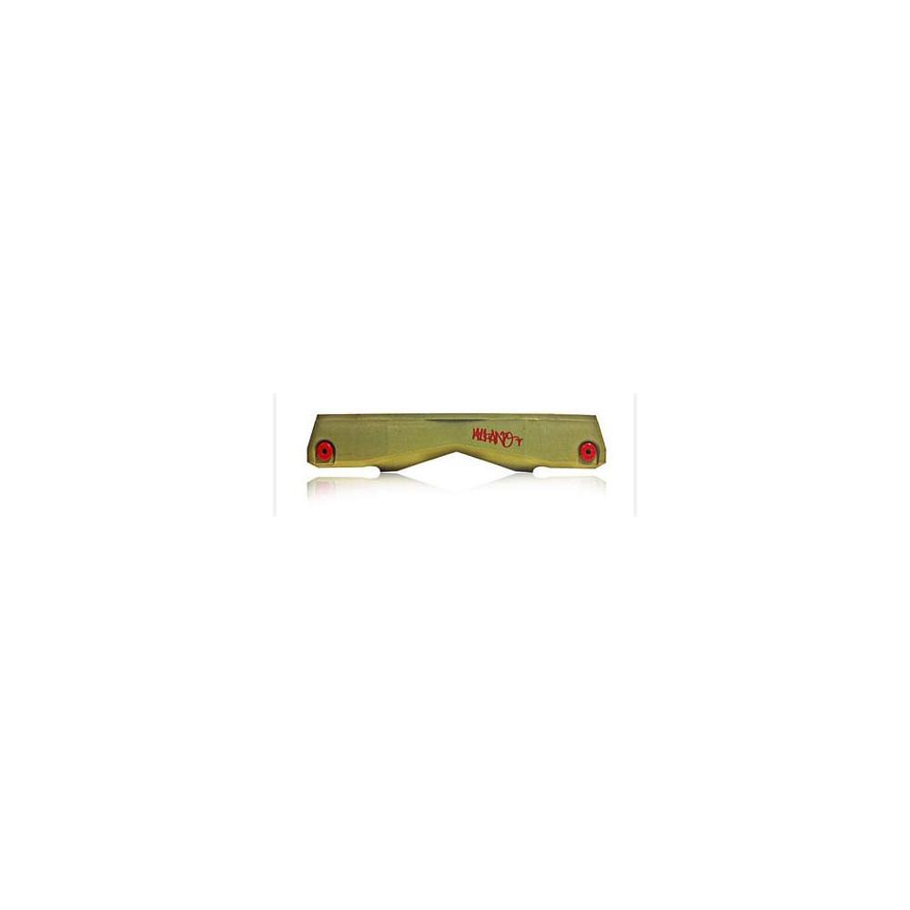 KALTIK Freestyle Alfano Gold Frames