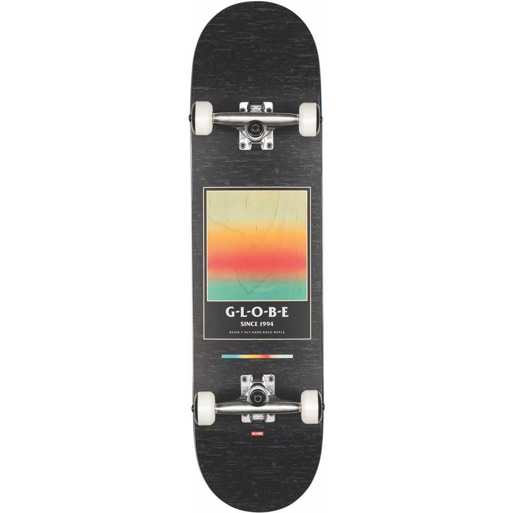 "Skateboard GLOBE G1 Supercolor Black/Pond 8.125"""
