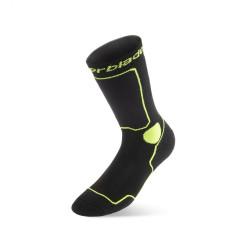 ROLLERBLADE Green Skate Socks
