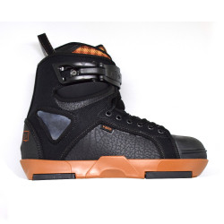 VALO JJ1 Tweed Black/Brown Boots