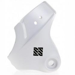 USD CARBON White Cuffs