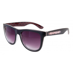 INDEPENDENT Repeat Cross Sunglasses Black/Red