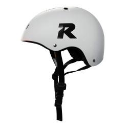 ROCES Agressive White Mat Helmet
