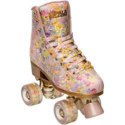 IMPALA Floral Rollerskates