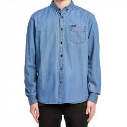 GLOBE Goodstock Oxford LS Shirt