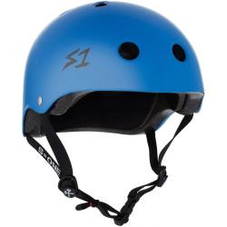 Casque S1 Lifer V2 Matte Cyan Straps Helmet