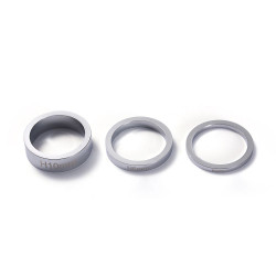 BLUNT Bar Spacers Pack Chrome